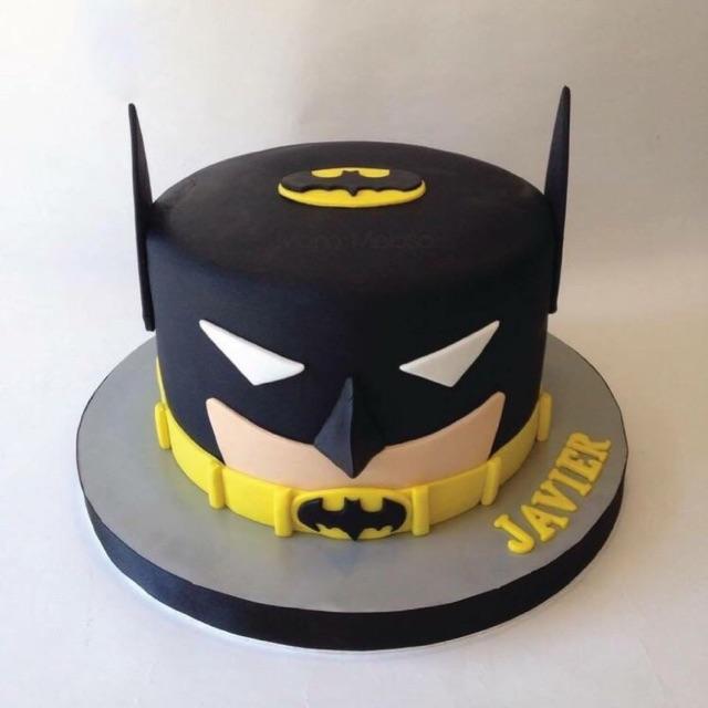 Superhero Birthday Cake Kue Ulang Tahun Anak Cowok Custom Birthday Cake Shopee Indonesia