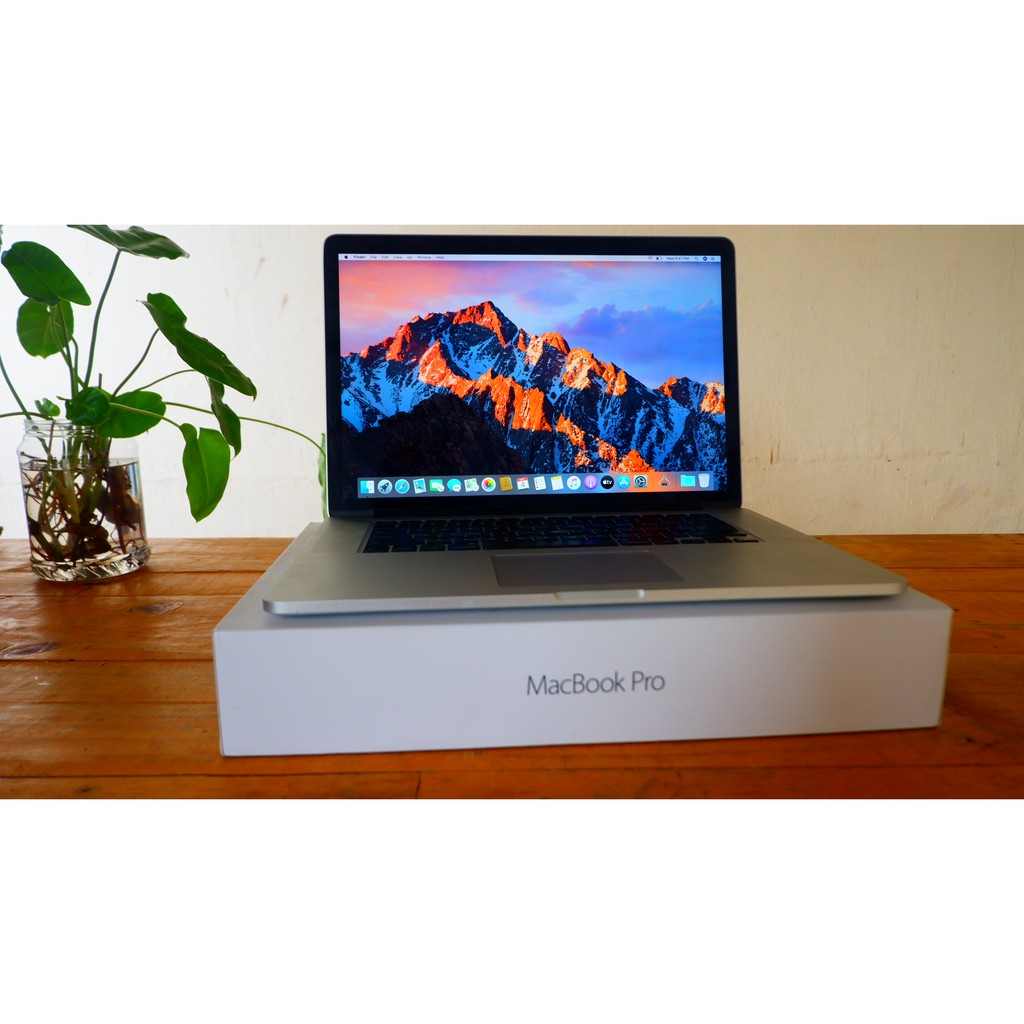 Macbook Pro Retina Display 1 MJLT1 Fullset