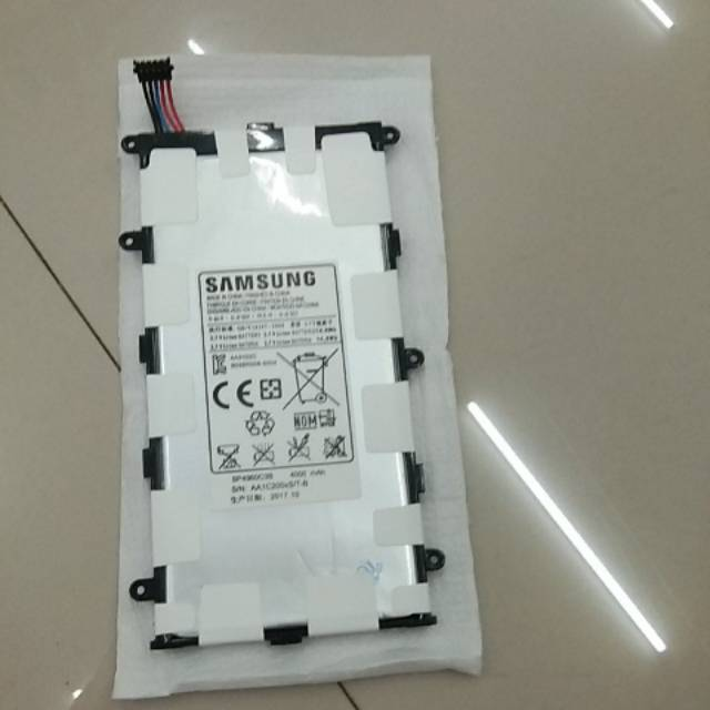Batere Tablet Samsung P3100
