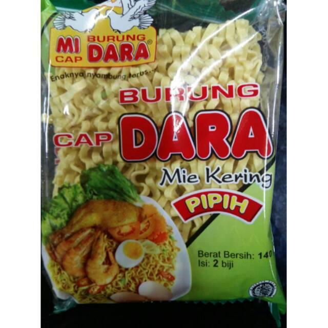 Mie Burung Dara Per Dus Isi 24pcs Shopee Indonesia