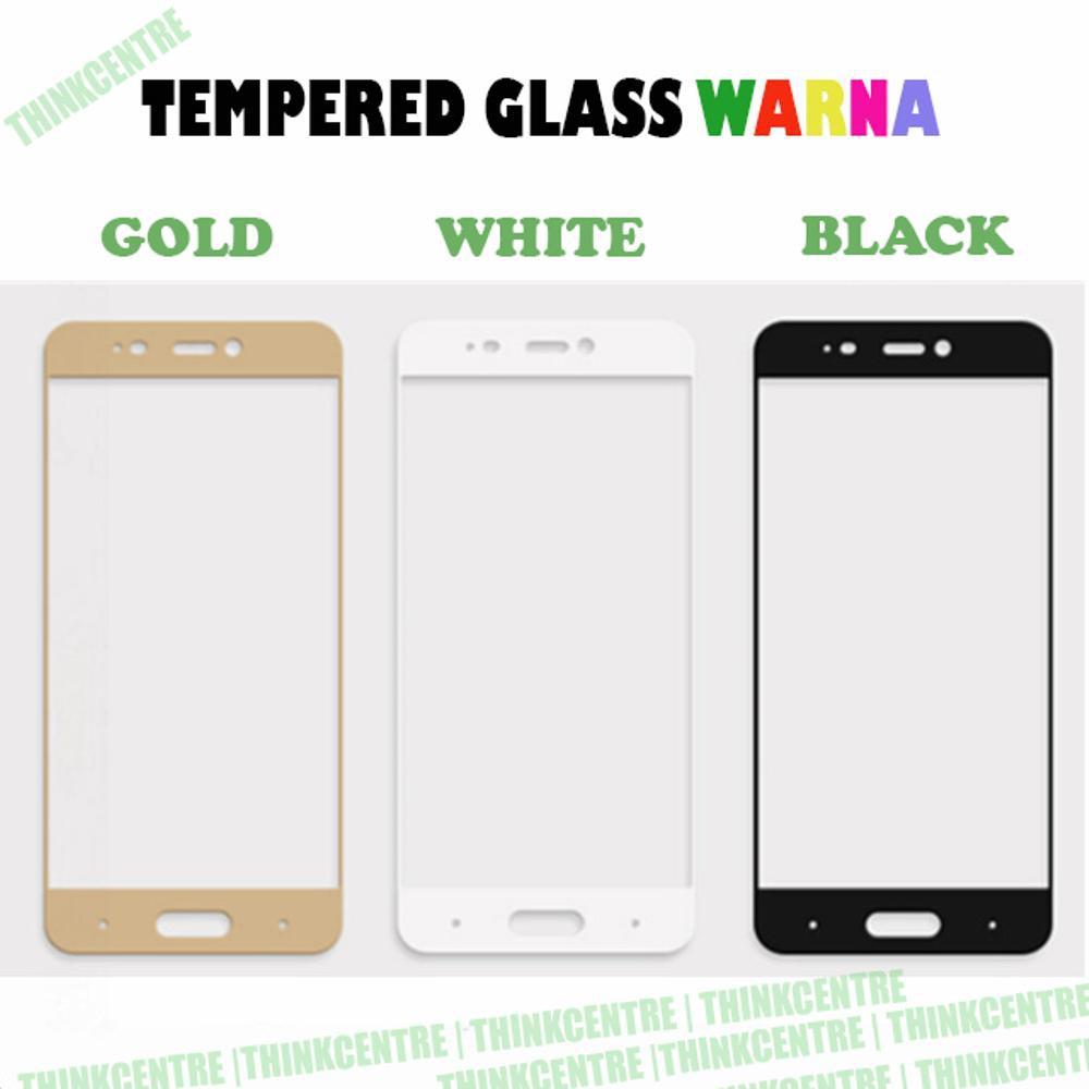 TEMPERED GLASS COLOR SAMSUNG J5 J500 J5 2015 FULL COVER | Shopee Indonesia