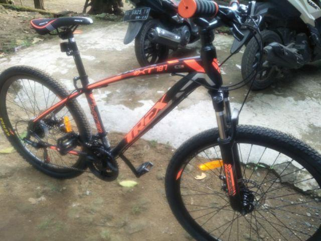 Sepeda Gunung MTB Ukuran 26 TREX 787 Shopee Indonesia