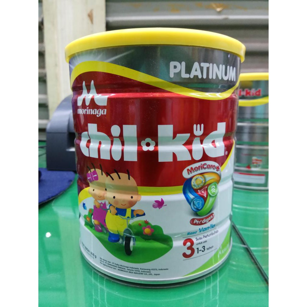 Chil Mil Platinum 800gr Limited Shopee Indonesia Susu Kid Php 800g Usia 1 Sd 3th