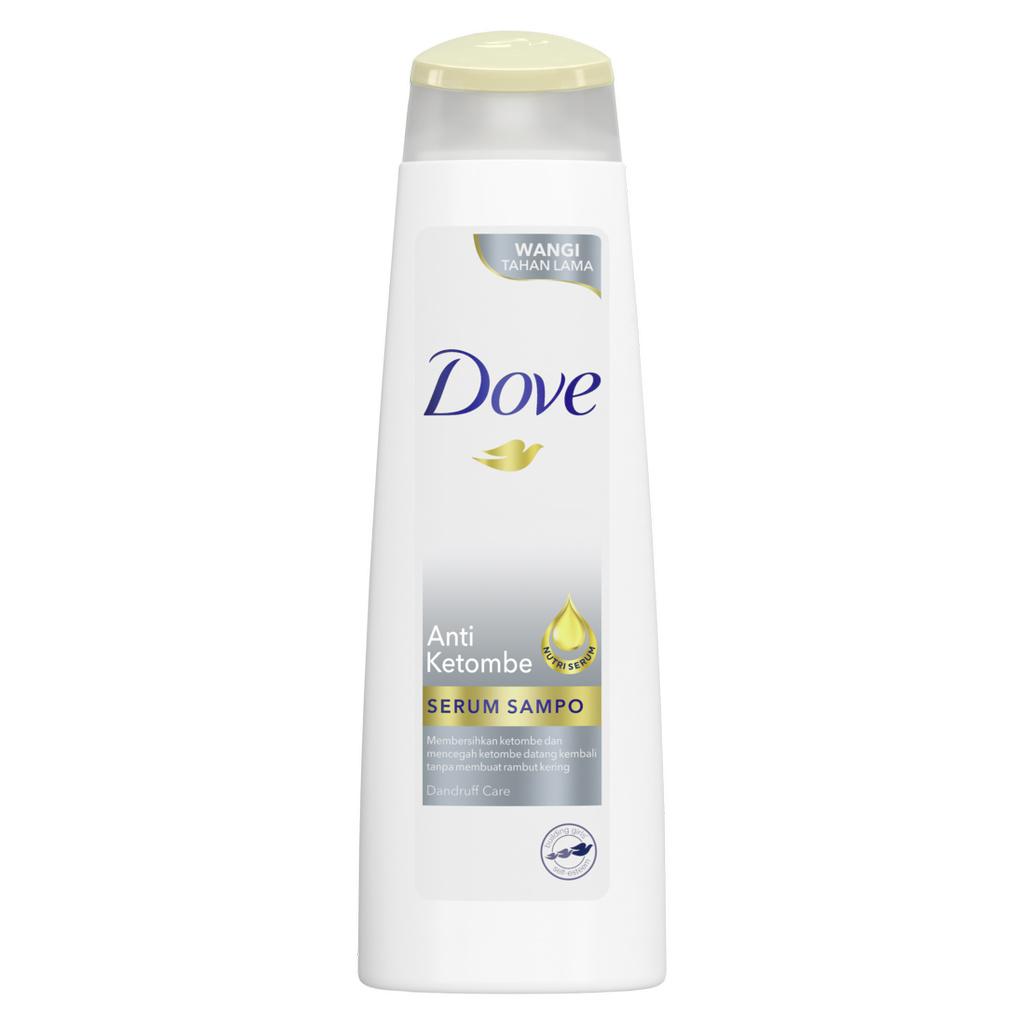 Dove Shampo Anti Ketombe 135 ML-1