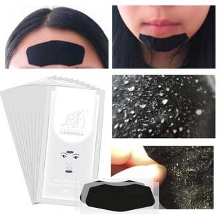 Lanbena Mask Facial Menghilangkan Komedo Chin & Forehead Masker thumbnail