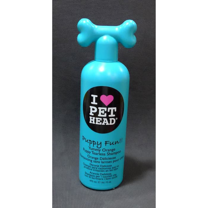 Pet429 Shampoo Pet Head Puppy Fun 475ml 00412 Shopee Indonesia