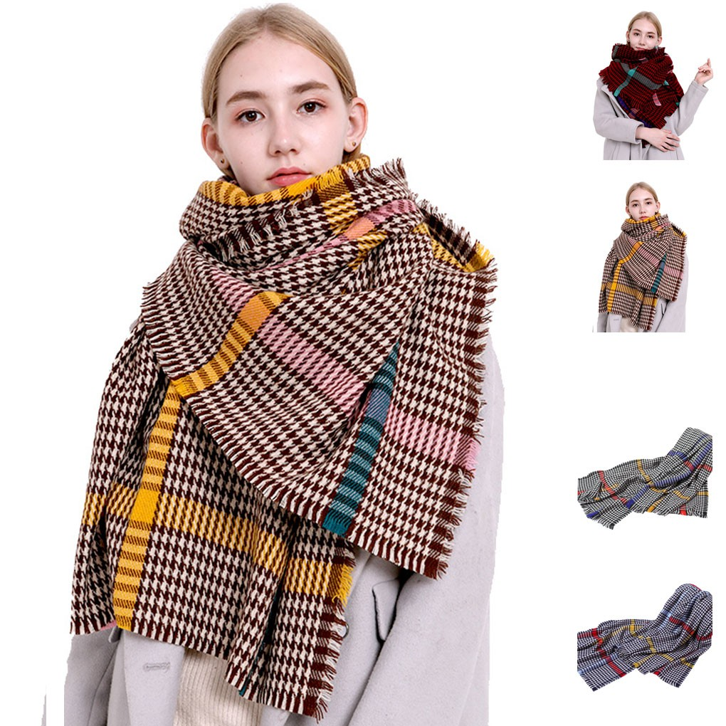 Burberry The Classic Check Cashmere Scarf Super AAA  4e67ebb160