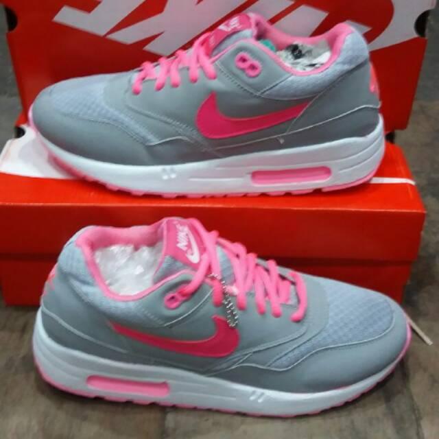 Supplier Sepatu Grade Ori   Kw Super Nike Free Zoom Women Import   Hitam  Orange Cewek Import  20e66de7a2