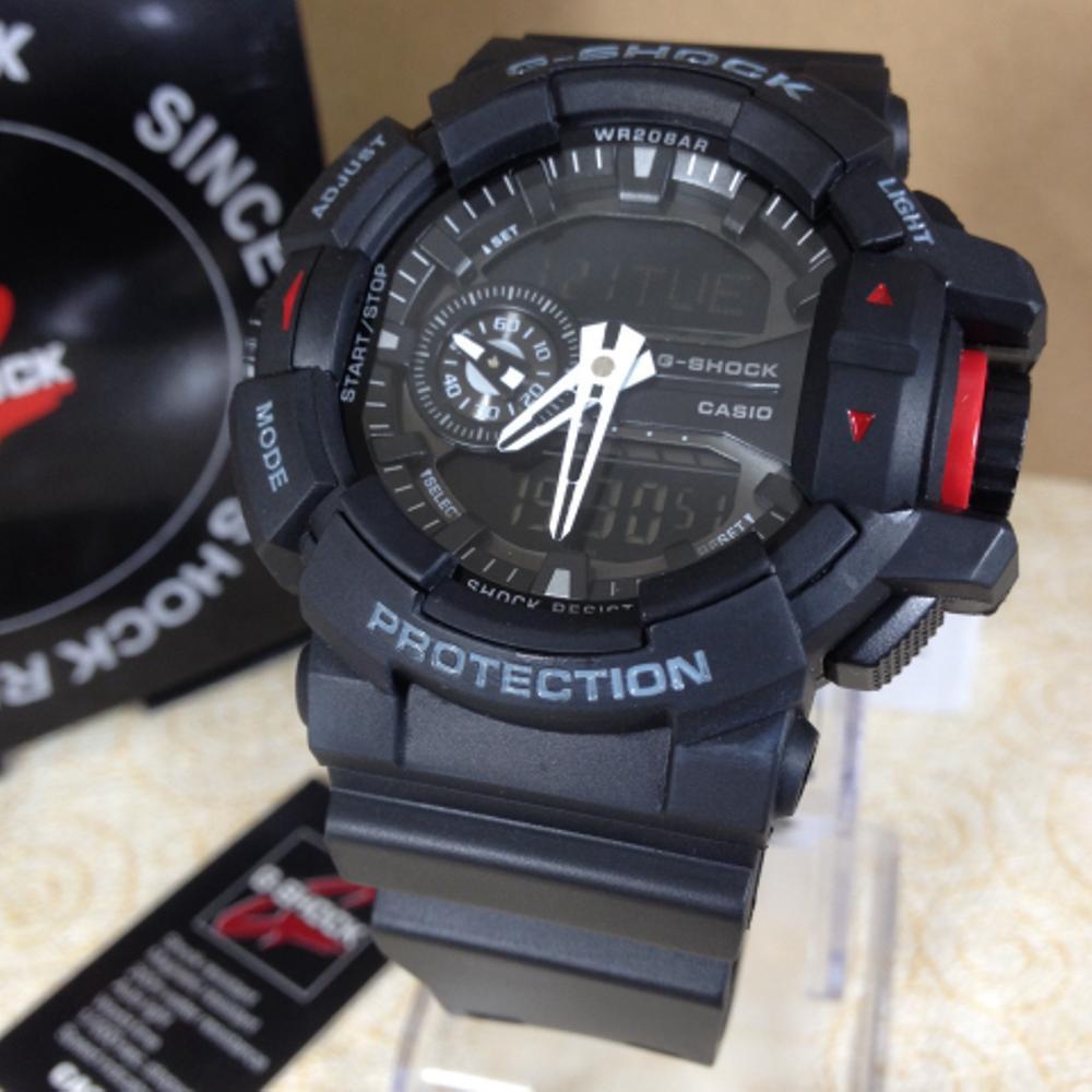 Casio G Shock Ga 400cs 7a Original Shopee Indonesia 100 1a4 Jam Tangan Pria Resin Black