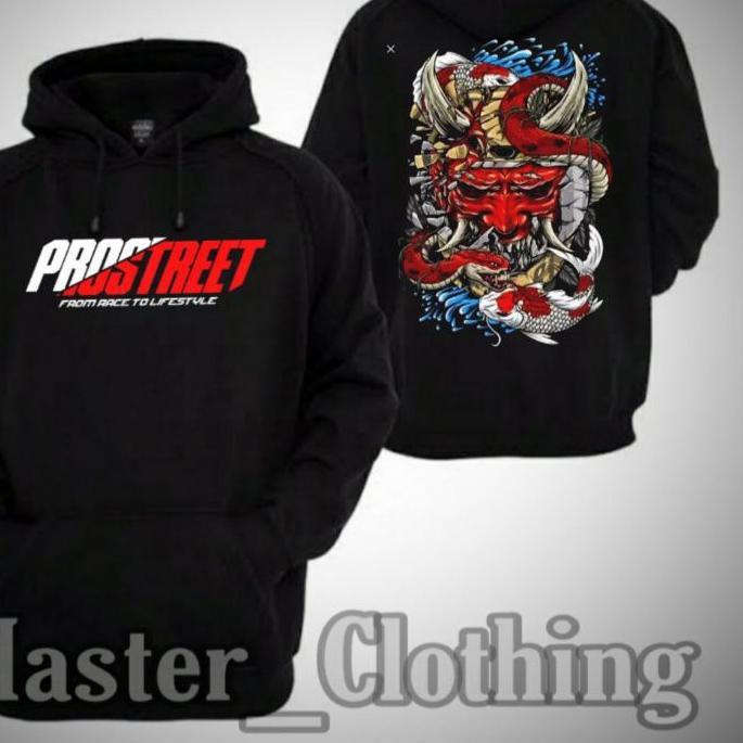 Ramadhan!!! Premium Hoodie Jaket Sweater PROSTREET THE LAST KOHAKU Keren Sekali !!!!