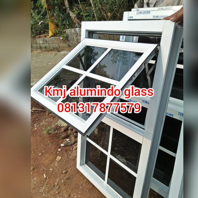 Kusen Jendela Aluminium Ornamen Shopee Indonesia