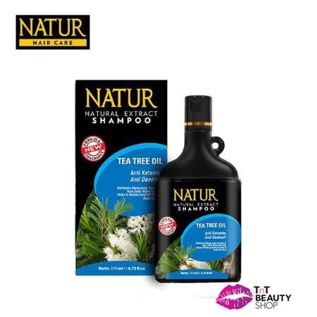 Natur Hair Shampoo Anti Dandruff-1