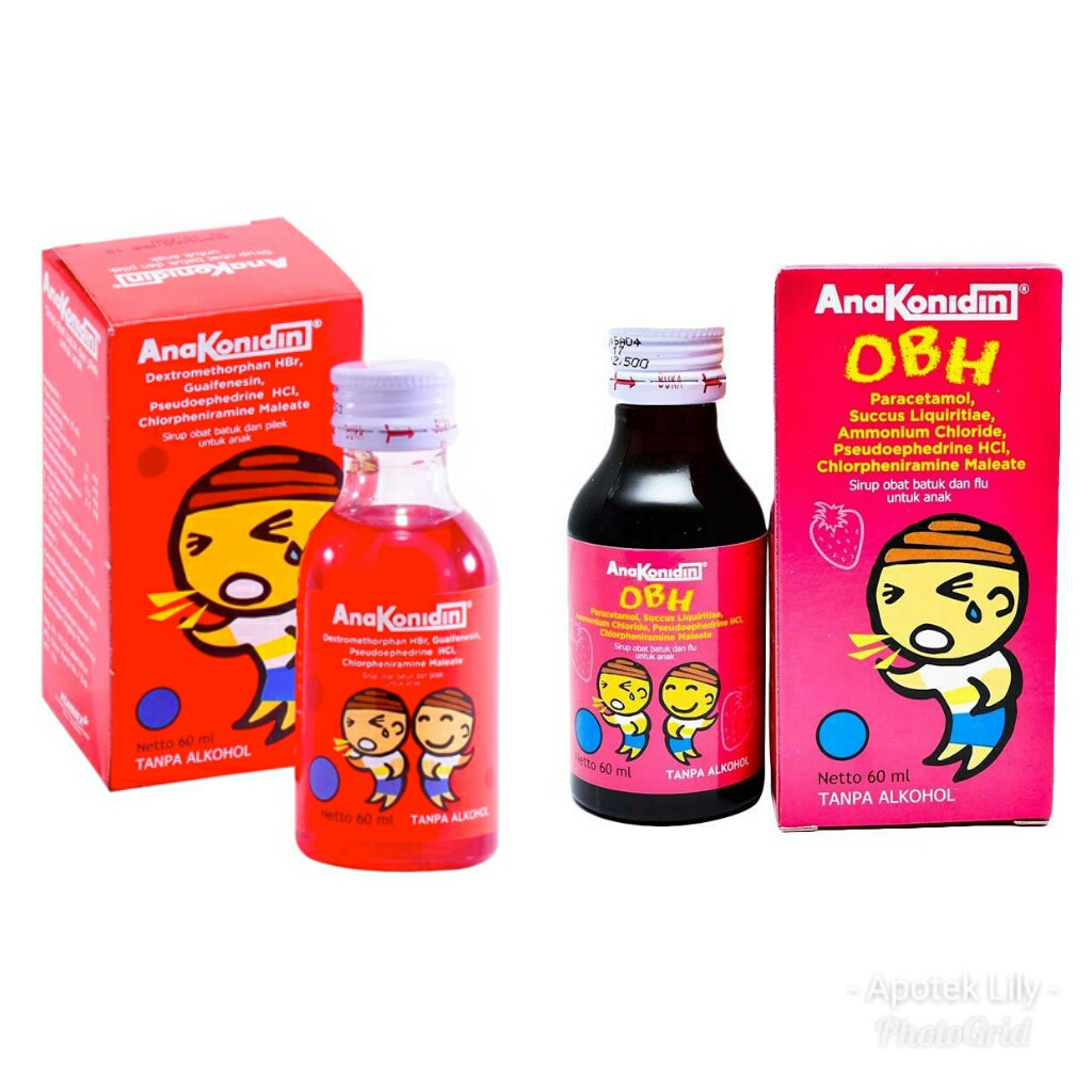 Anakonidin Obh 60 Ml Shopee Indonesia Combi Plus