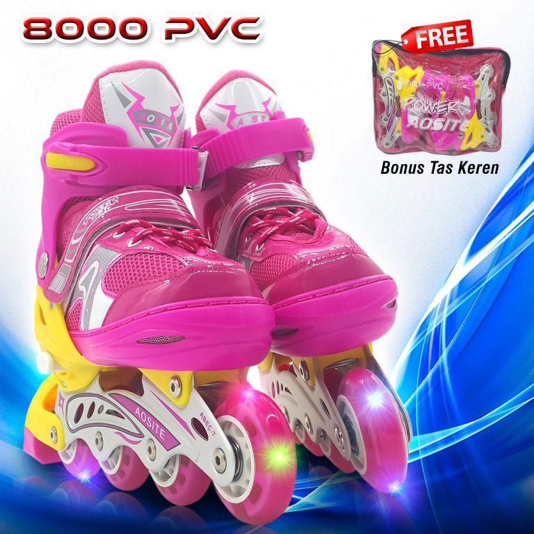 ... sepatu roda power aosite 8000 grosir dan eceran promo termurah dan  paling murah barang impor ... 180afb8100