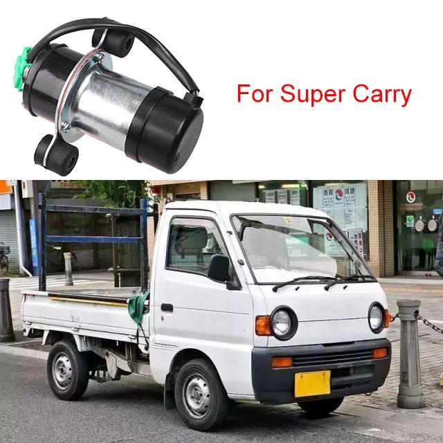 DWI-0911 15100-85501 Fuel Pump 12V for Suzuki Carry Every DB51T DD51T DC51T DA51T