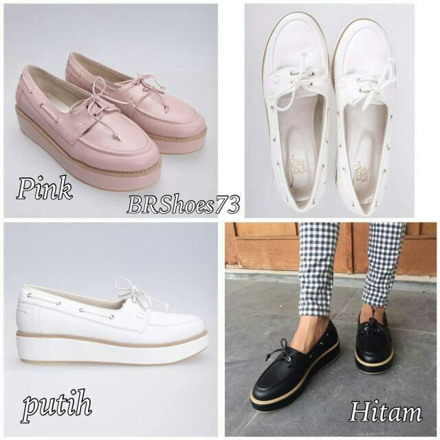 8ec9f181f5 Sepatu Wedges Wanita   HIJABER   ORIGINAL BR SHOES   BR 73