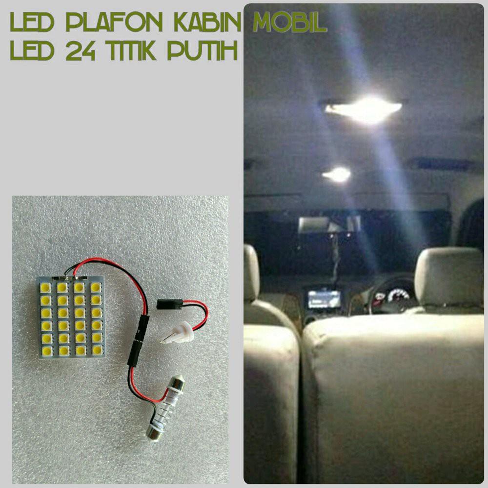 Lampu Drl Led 6 Titik Dl Suzuki Sx44 Shopee Indonesia Plafon Kabin Universal