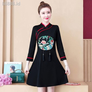Chinese Style Dress Normal Delivery The New Spring 2020