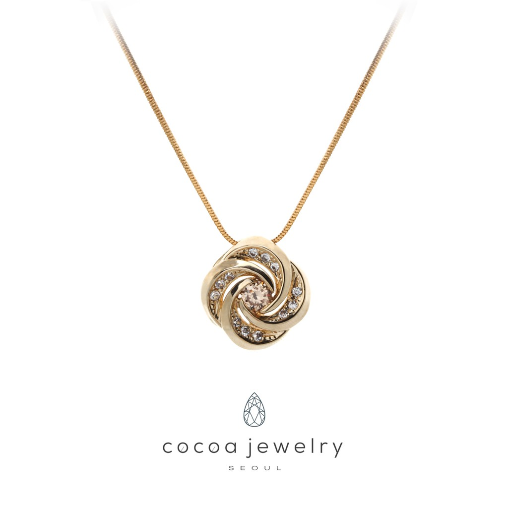 Beli Zodiac Collection Cocoa Jewelry Kalung Rose Gold Harga Lebih 1901 258 26 Lapis Emas Murah Bersama Teman Shopee Indonesia