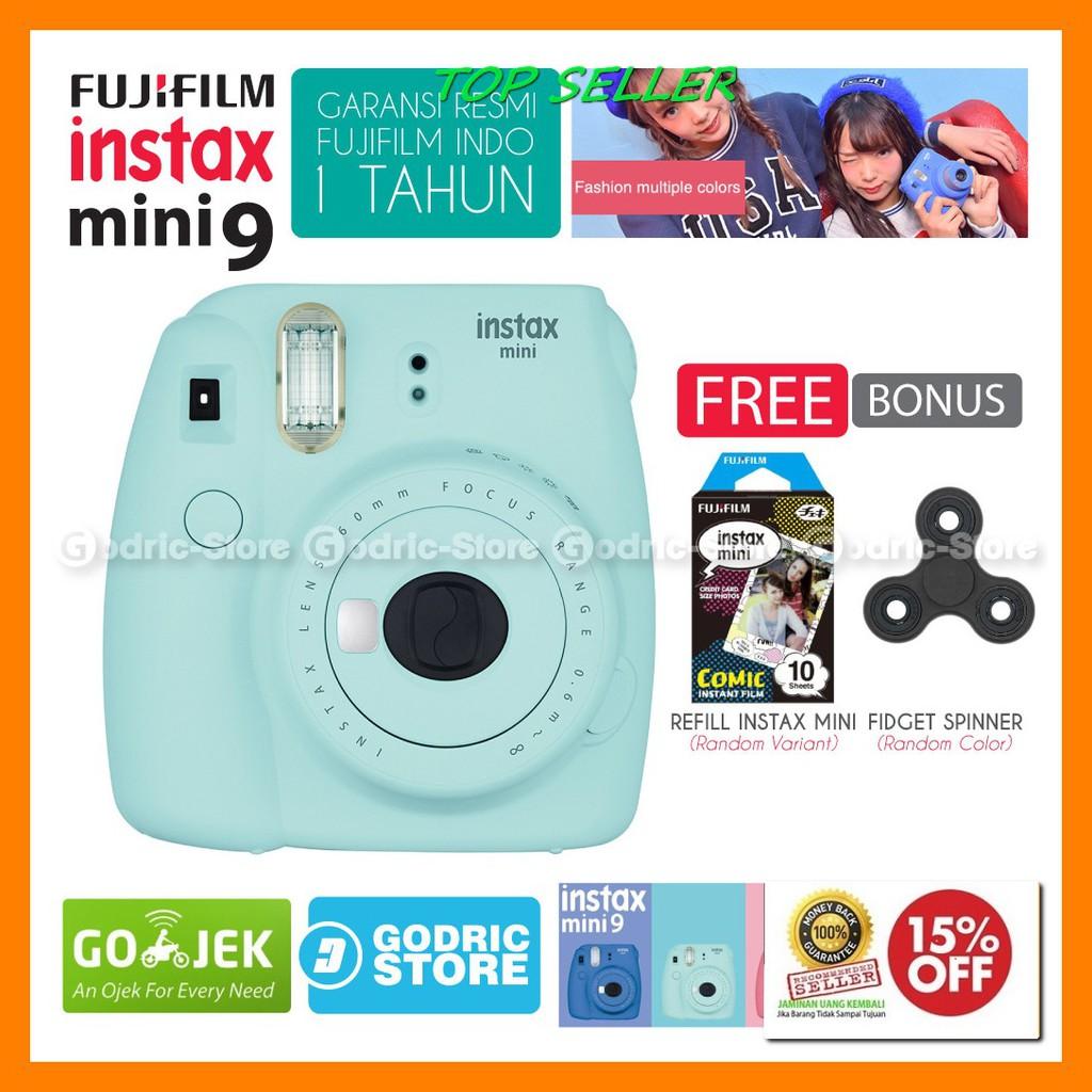 Import Fujifilm Refill Instax Mini Film Monochrome 10 Lembar Wide Twinpack Plain 20 Terpercaya Shopee Indonesia