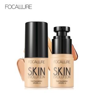 Focallure Bb Cream Foundation Cair Untuk Base Makeup thumbnail
