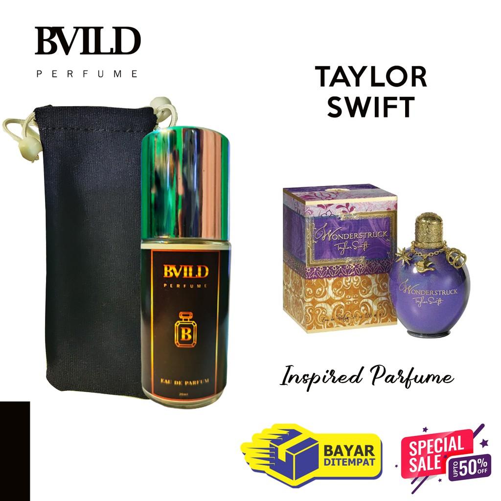 Parfum Wanita Tahan Lama Varian Taylor Swift Bvild Perfume Non Alkohol 100 Bisa Cod Shopee Indonesia