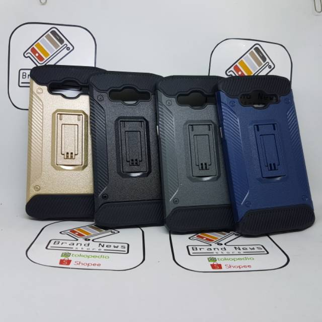 Spigen Tough Armor Stand Xiaomi Redmi 4a / Case Iron Stand New /Hardcase | Shopee