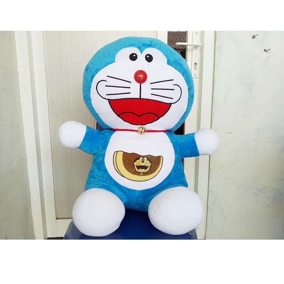 Boneka Doraemon Dorayaki Yelfo Manis Lucu Imut Besar 65 Cm Sni Gratis Bungkus Kado Termurah Terbaru Shopee Indonesia
