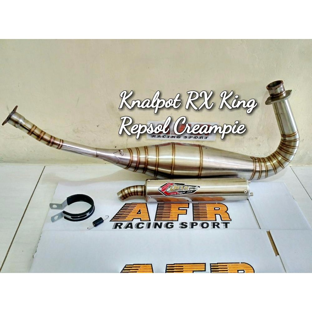 Knalpot R9 H2 Black Doff Full Stainless Las Cacing Termurah Buat System Oldnew Mega Pro New Mugello Suplier Vixion Byson R15 Scorpio Dll Shopee Indonesia