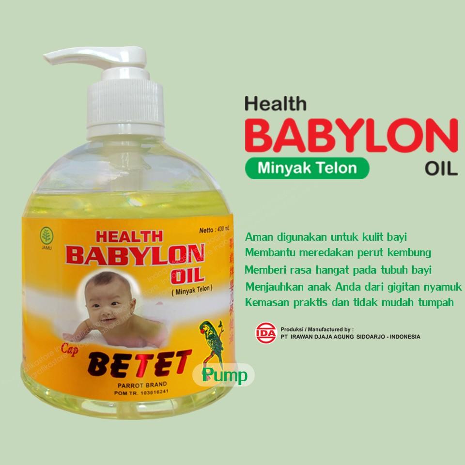 Minyak Telon Baby Spray Babylon Oil Cap Betet Harum Dan Hangat Lang No 1 60ml Khusus Area Pulau Jawa Shopee Indonesia