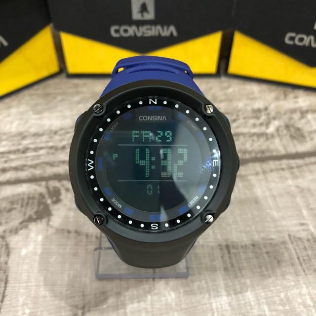 Consina jam tangan digital wh 2821 blue - consina jam tangan - jam tangan pria - jam tangan digital | Shopee Indonesia