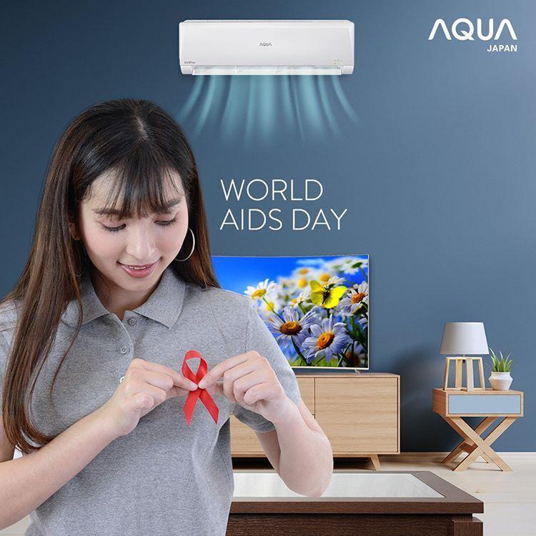 promo AQUA AQA-KCR5ANR + PASANG AC SPLIT 1/2 PK STANDARD