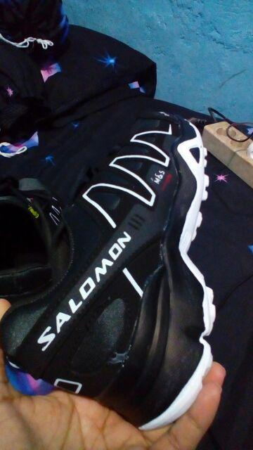 Sepatu Salomon Contagrip a27ee89dba