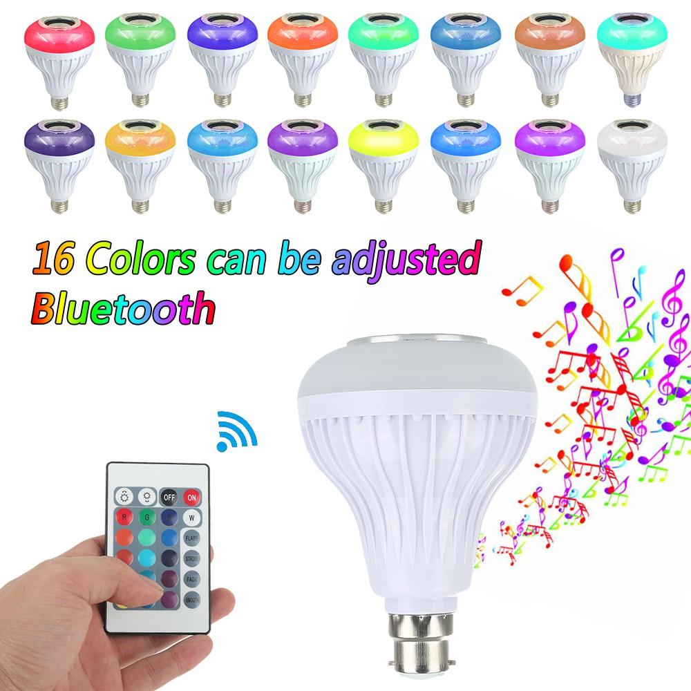 App Remote Kontrol Lampu Bohlam Led E27 Rgb Speaker Er Music Bluetooth Warna Warni Mitsuyama Ms 0707 40 Musik Shopee Indonesia