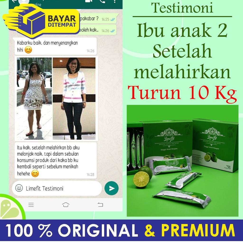 Merk Obat Diet Busui Bpom Rekomendasi Obat Pelangsing Yang Aman Untuk Ibu Menyusui Limefit Lime Fit Shopee Indonesia
