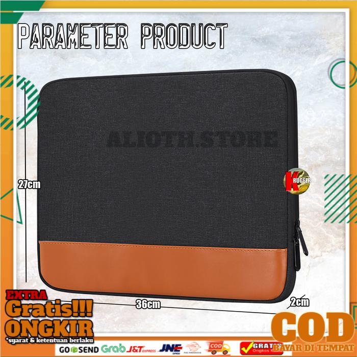 Sotcase Laptop / Sleeve Case Laptop / Tas Laptop 13 Inch dan 14 Inch - 14