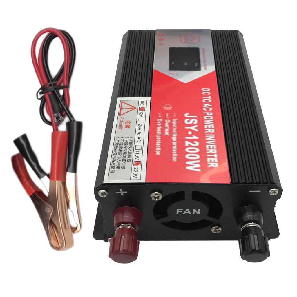 500w Mosfet Power Inverter From 12v To 110v 220v