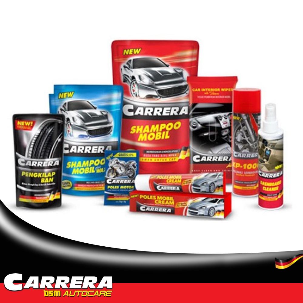 Carrera Shampoo Mobil - 800ml / Busa Berlimpah Tanpa Phospate Membersihkan Dan Mengkilapkan-1
