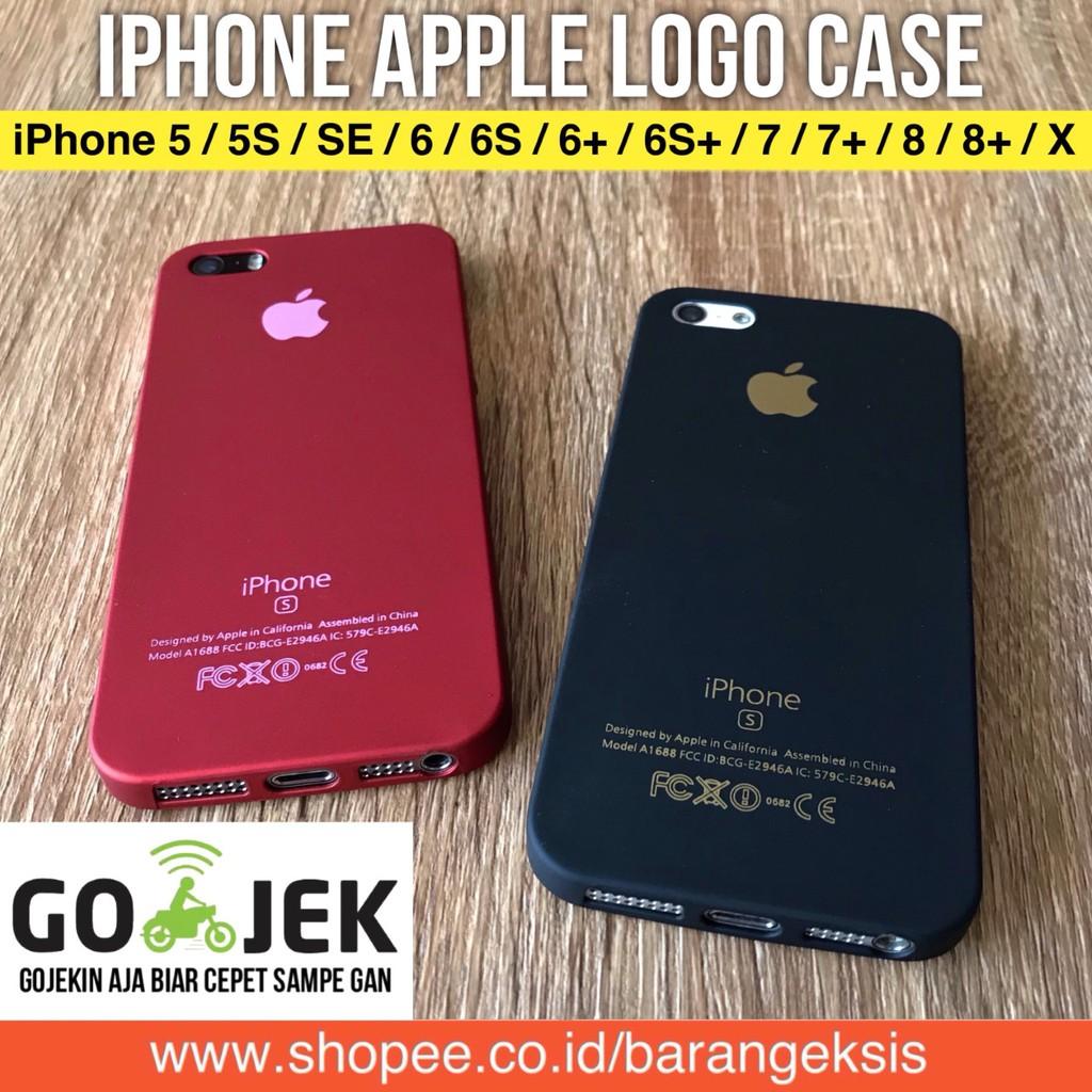 buy popular 7c4b6 5966a Ultraslim Case / Casing Ultra Slim iPhone 5 5S 6 6S 6+ 7 7+ 8 8+ X 10