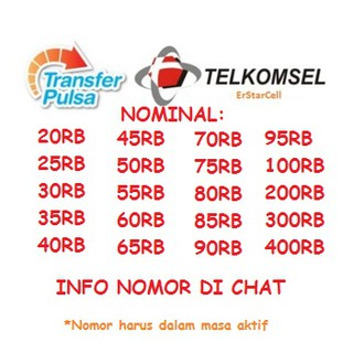 Diskon Isi Ulang Pulsa Murah Telkomsel Simpati As Loop Pulsa Transfer Telkomsel Shopee Indonesia