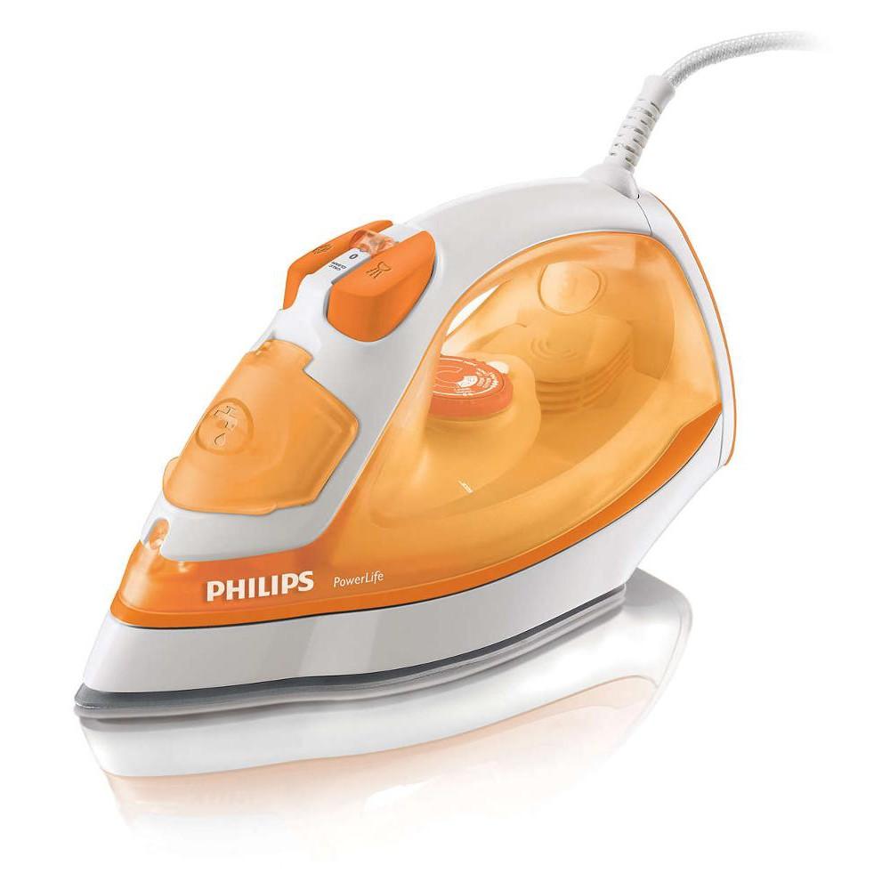 Philips Setrika Dry Iron Affinia Gc160 27 Shopee Indonesia Putih Ungu