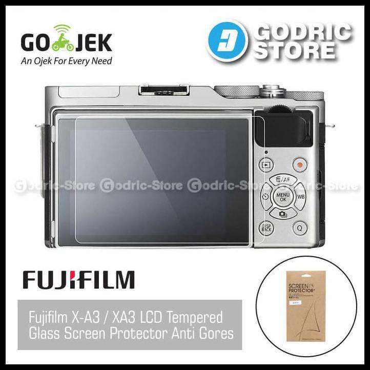 Tempered Glass Pelindung Layar LCD Untuk Fujifilm X-A10 0.3mm | Shopee Indonesia