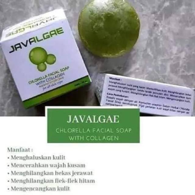 Javalgae Nasa Sabun Penghilang Flek Hitam Pencerah Kulit Kusam Jerawat Nasa Resmi Jakarta Shopee Indonesia
