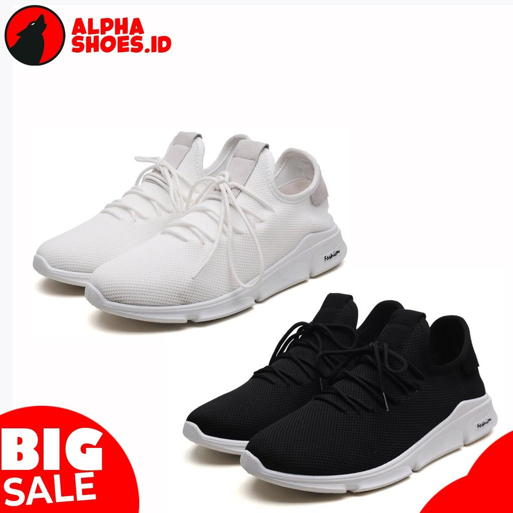 Sneaker Fashion Pria Musim Hujan  3b5c00ace0