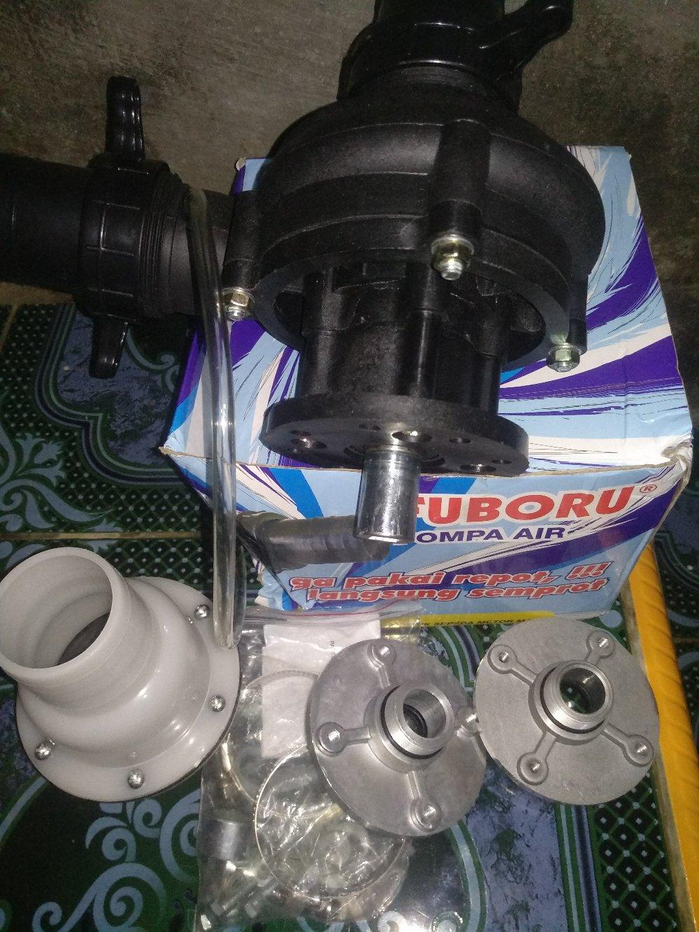 TERLARIS!!! Pompa Air Fuboru tanpa listrik hemat murah ...