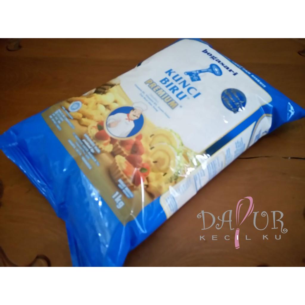 Kunci Biru Terigu 1kg Pak Farmersmarket Shopee Indonesia Segitiga Premium