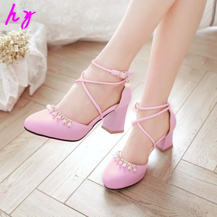 Gadis Sandal 2018 Baru Sepatu Putri Hak Tinggi Anak Anak Kecil Anak Anak Besar Menunjukkan Sepatu Da Shopee Indonesia