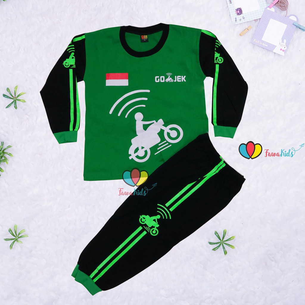 Setelan Kartun Uk Bayi Kaos Celana Lengan Pendek Kensi Baju Lucu Spy46 Panjang Newborn Motif Poppy Piyama Tidur Pakaian Harian Shopee Indonesia
