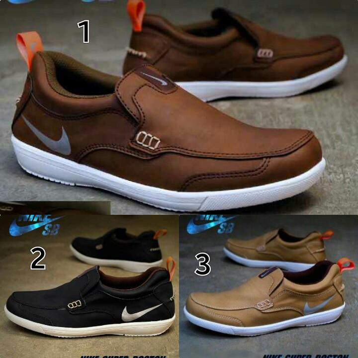 Adinova Sepatu Formal dan Santai Pria Gaya A03  70cc4d4b5f