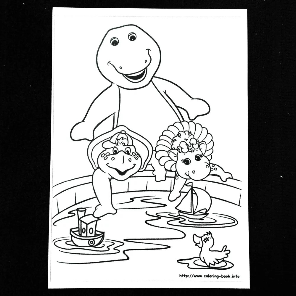 [Uk A5 50 Pcs] Kertas Mewarnai Gambar Karakter Kartun Aktivitas Coloring Book Anak TK PAUD